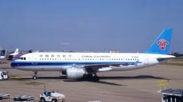 westtowerさんが、プノンペン国際空港で撮影した中国南方航空 A320-214の航空フォト(飛行機 写真・画像)