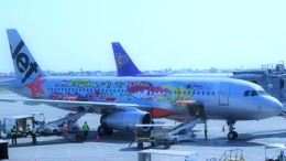 westtowerさんが、プノンペン国際空港で撮影したジェットスター・アジア A320-232の航空フォト(飛行機 写真・画像)