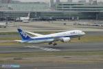 YuukiToonoさんが、羽田空港で撮影した全日空 787-8 Dreamlinerの航空フォト(写真)