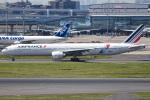 renseiさんが、羽田空港で撮影したエールフランス航空 777-328/ERの航空フォト(写真)