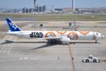 renseiさんが、羽田空港で撮影した全日空 777-381/ERの航空フォト(写真)