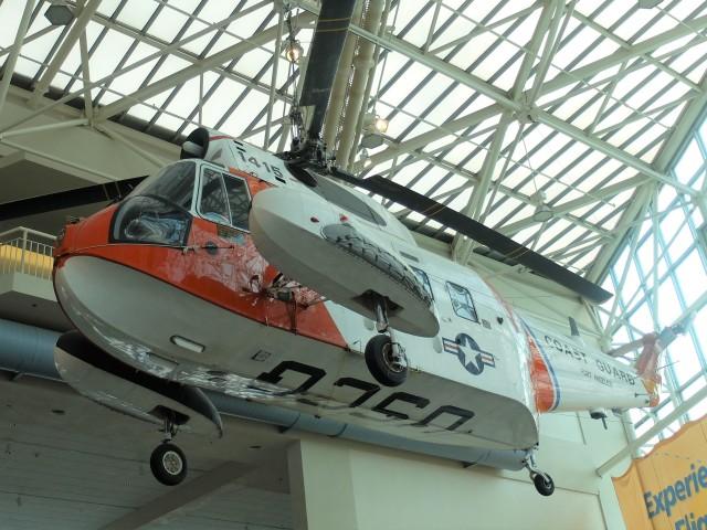 Smyth Newmanさんが、ミュージアム・オブ・フライトで撮影したアメリカ沿岸警備隊 S-62Cの航空フォト(飛行機 写真・画像)