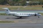 ウッディーさんが、成田国際空港で撮影した英国 Gulfstream G650 (G-VI)の航空フォト(写真)