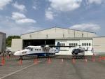 ヨッちゃんさんが、調布飛行場で撮影した文部科学省 航空宇宙技術研究所 228-200の航空フォト(飛行機 写真・画像)