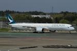 ウッディーさんが、成田国際空港で撮影したキャセイパシフィック航空 A350-1041の航空フォト(写真)
