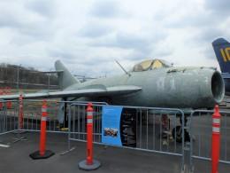 Smyth Newmanさんが、ミュージアム・オブ・フライトで撮影したモロッコ空軍 MiG-17Fの航空フォト(飛行機 写真・画像)