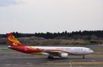 よんすけさんが、成田国際空港で撮影した香港航空 A330-223の航空フォト(写真)