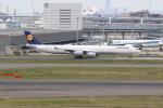 airdrugさんが、羽田空港で撮影したルフトハンザドイツ航空 A340-642の航空フォト(写真)