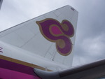 mickeyさんが、トリブバン国際空港で撮影したタイ国際航空 777-2D7の航空フォト(写真)