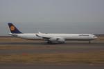 U.Tamadaさんが、中部国際空港で撮影したルフトハンザドイツ航空 A340-642の航空フォト(写真)