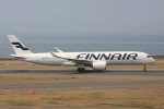 U.Tamadaさんが、中部国際空港で撮影したフィンエアー A350-941XWBの航空フォト(写真)