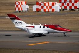 北の熊さんが、新千歳空港で撮影したHONDA AVIATION SERVICE CO INC の航空フォト(写真)
