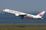 じゃじゃ丸さんが、羽田空港で撮影した日本航空 767-346の航空フォト(写真)