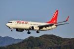 frappéさんが、福岡空港で撮影したイースター航空 737-808の航空フォト(写真)