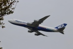 Nyankoさんが、成田国際空港で撮影した日本貨物航空 747-8KZF/SCDの航空フォト(写真)