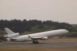 さもんほうさくさんが、成田国際空港で撮影したウエスタン・グローバル・エアラインズ MD-11Fの航空フォト(写真)