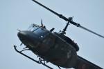 @あきやんさんが、信太山駐屯地で撮影した陸上自衛隊 UH-1Jの航空フォト(写真)