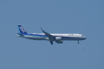pringlesさんが、長崎空港で撮影した全日空 A321-272Nの航空フォト(写真)