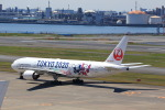 JA946さんが、羽田空港で撮影した日本航空 777-246の航空フォト(写真)