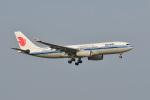 ポン太さんが、スワンナプーム国際空港で撮影した中国国際航空 A330-243の航空フォト(写真)