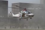 go44さんが、久居駐屯地で撮影した三重県防災航空隊 AW139の航空フォト(写真)