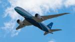 りょーさんが、成田国際空港で撮影した厦門航空 787-8 Dreamlinerの航空フォト(飛行機 写真・画像)