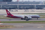かずまっくすさんが、羽田空港で撮影した上海航空 787-9の航空フォト(写真)