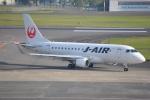 ケツメイシ宮崎~KMIさんが、宮崎空港で撮影したジェイ・エア ERJ-170-100 (ERJ-170STD)の航空フォト(写真)