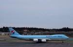 よんすけさんが、成田国際空港で撮影した大韓航空 747-8B5F/SCDの航空フォト(写真)