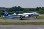 ぱん_くまさんが、成田国際空港で撮影した全日空 787-8 Dreamlinerの航空フォト(写真)