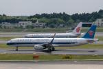 ぱん_くまさんが、成田国際空港で撮影した中国南方航空 A321-231の航空フォト(写真)