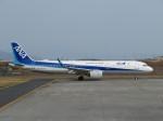 山彦望さんが、岩国空港で撮影した全日空 A321-272Nの航空フォト(写真)