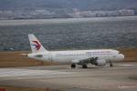 meijeanさんが、関西国際空港で撮影した中国東方航空 A320-214の航空フォト(写真)