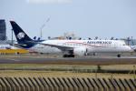 apphgさんが、成田国際空港で撮影したアエロメヒコ航空 787-8 Dreamlinerの航空フォト(写真)