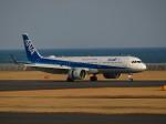 山彦望さんが、山口宇部空港で撮影した全日空 A321-272Nの航空フォト(写真)