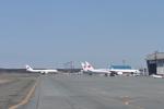 Cimarronさんが、新千歳空港で撮影した航空自衛隊 777-3SB/ERの航空フォト(写真)