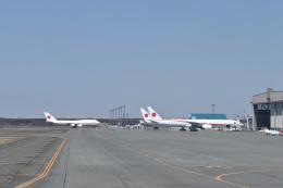 Cimarronさんが、新千歳空港で撮影した航空自衛隊 777-3SB/ERの航空フォト(飛行機 写真・画像)