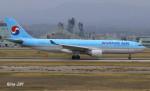 RINA-281さんが、小松空港で撮影した大韓航空 A330-223の航空フォト(写真)