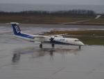 bannigsさんが、新潟空港で撮影したANAウイングス DHC-8-402Q Dash 8の航空フォト(写真)