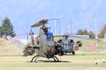 Nao0407さんが、松本駐屯地で撮影した陸上自衛隊 AH-1Sの航空フォト(写真)