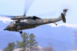 Nao0407さんが、松本駐屯地で撮影した陸上自衛隊 UH-60JAの航空フォト(写真)