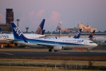 zero1さんが、成田国際空港で撮影した全日空 737-881の航空フォト(飛行機 写真・画像)
