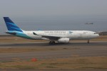 U.Tamadaさんが、中部国際空港で撮影したガルーダ・インドネシア航空 A330-243の航空フォト(写真)
