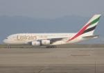 ふうちゃんさんが、関西国際空港で撮影したエミレーツ航空 A380-861の航空フォト(写真)