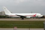 VQ-BELさんが、マイアミ国際空港で撮影したABXエア 767-281(BDSF)の航空フォト(写真)