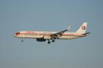 神宮寺ももさんが、成田国際空港で撮影した中国東方航空 A321-231の航空フォト(写真)
