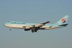 神宮寺ももさんが、成田国際空港で撮影した大韓航空 747-4B5F/ER/SCDの航空フォト(写真)
