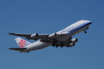 ayakahanさんが、関西国際空港で撮影したチャイナエアライン 747-409F/SCDの航空フォト(写真)