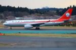 Tomo_mczさんが、成田国際空港で撮影した四川航空 A330-243の航空フォト(写真)