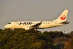 frappéさんが、福岡空港で撮影したジェイ・エア ERJ-170-100 (ERJ-170STD)の航空フォト(写真)